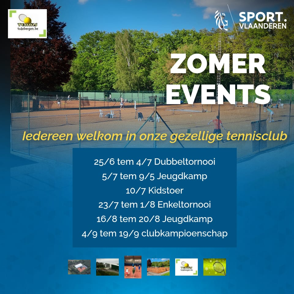 zomer events
